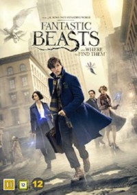 Omslagsbild: Fantastic beasts and where to find them av