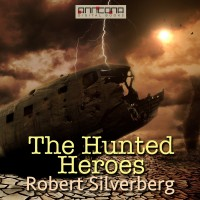 Omslagsbild: The hunted heroes av