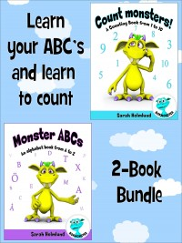 Omslagsbild: Learn your ABCs and learn to count av