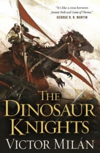 Omslagsbild: The dinosaur knights av