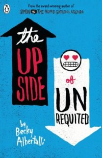Book cover: The upside of unrequited av
