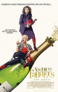 Omslagsbild: Absolutely fabulous - the movie av