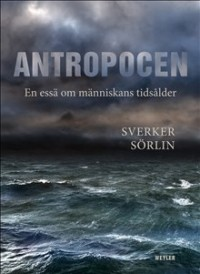 Book cover: Antropocen by