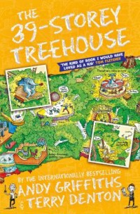 Omslagsbild: The 39-storey treehouse av