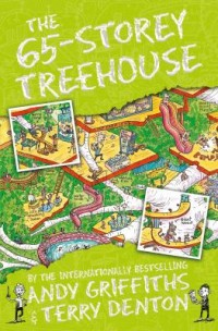 Omslagsbild: The 65-storey treehouse av