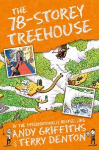 Omslagsbild: The 78-storey treehouse av
