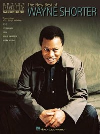 Omslagsbild: The new best of Wayne Shorter av