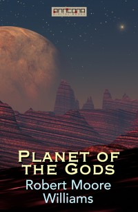 Omslagsbild: Planet of the Gods av