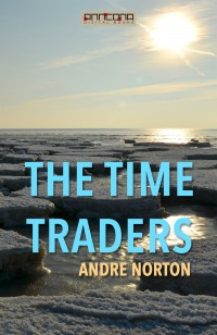 Omslagsbild: The time traders av