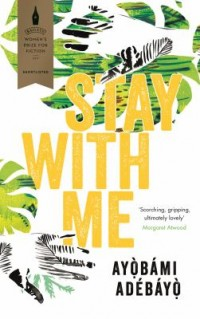 Omslagsbild: Stay with me av