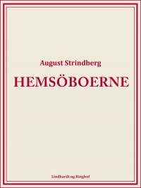 Book cover: Hemsöboerne av