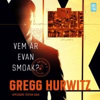Book cover: Vem är Evan Smoak? av
