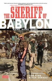 Omslagsbild: The Sheriff of Babylon av