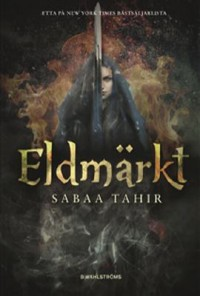 Book cover: Eldmärkt av