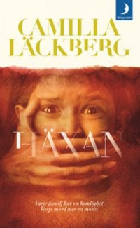 Book cover: Häxan av