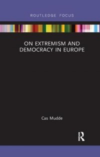 Book cover: On extremism and democracy in Europe av