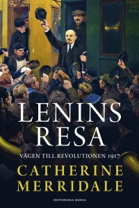 Book cover: Lenins resa av