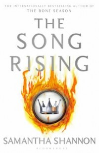 Omslagsbild: The song rising av