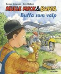 Book cover: Buffa som valp av