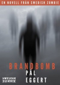 Book cover: Brandbomb av