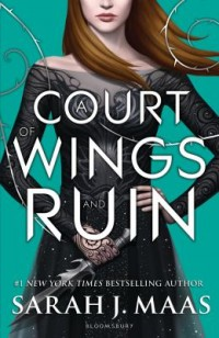 Omslagsbild: A court of wings and ruin av