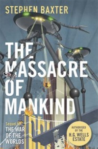 Omslagsbild: The massacre of mankind av