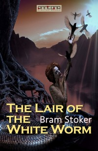 Book cover: The lair of the white worm av