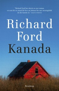 Book cover: Kanada av