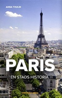 Book cover: Paris av