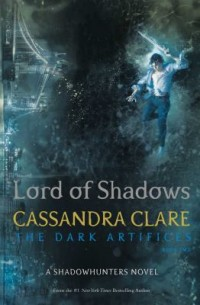 Book cover: Lord of shadows av