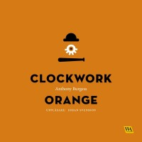 Omslagsbild: A clockwork orange av