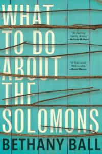 Omslagsbild: What to do about the Solomons av