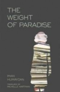 Omslagsbild: The weight of paradise av
