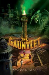Omslagsbild: The gauntlet av