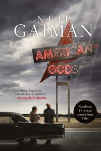 Book cover: American gods av