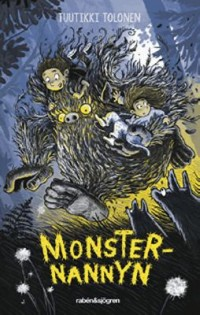 Book cover: Monsternannyn av