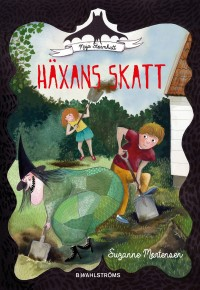 Book cover: Häxans skatt av