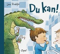 Book cover: Du kan! by