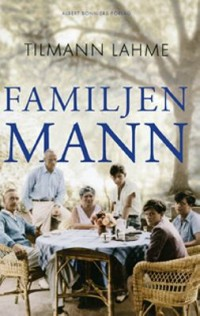 Book cover: Familjen Mann av