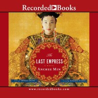 Omslagsbild: The last empress av
