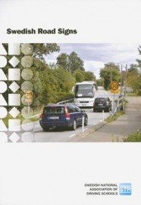 Cover art: Swedish road signs by