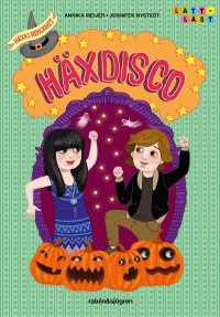 Book cover: Häxdisco av