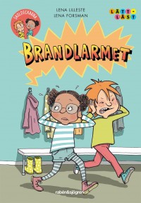 Book cover: Brandlarmet av