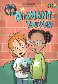 Book cover: Diamanttjuven av