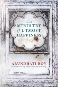 Omslagsbild: The ministry of utmost happiness av