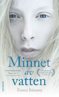 Book cover: Minnet av vatten av