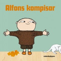 Book cover: Alfons kompisar by