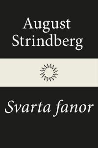 Book cover: Svarta fanor av