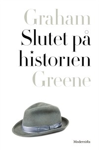 Book cover: Slutet på historien av