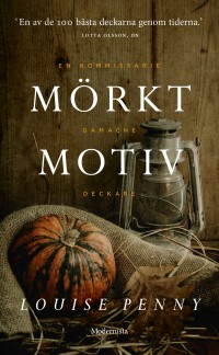 Book cover: Mörkt motiv av
